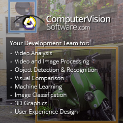 Computer Vision Software Development